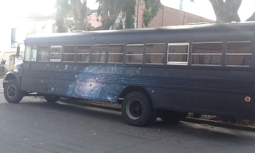[Click for expansion of International School Bus]