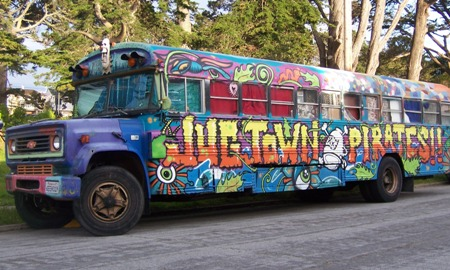 [Click for expansion of Jugtown Pirates Chevy Bus]