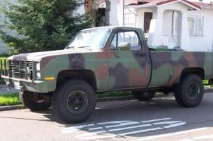 [Chevy Truck]