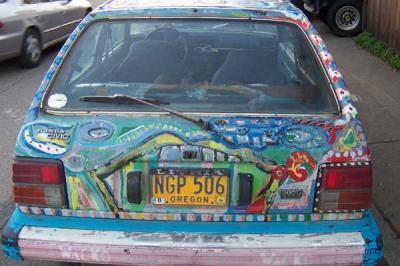 [Honda Civic (North Berkeley)]