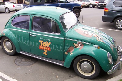 [Click for larger image of the Volkswagen Beetle (Sonoma)]