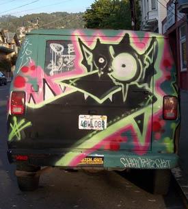 [Dodge Ram Van]