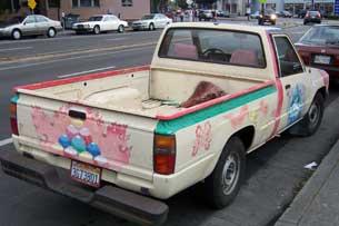 [Toyota Truck rear]