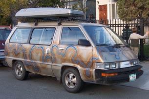 [Toyota Van]