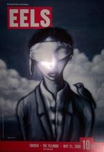 [Eels concert poster]