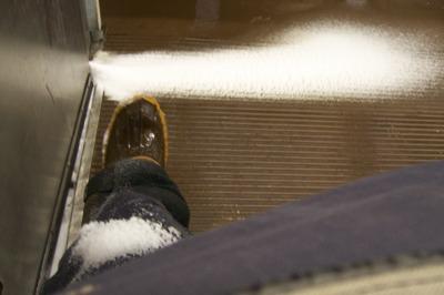 [Snowy Train]