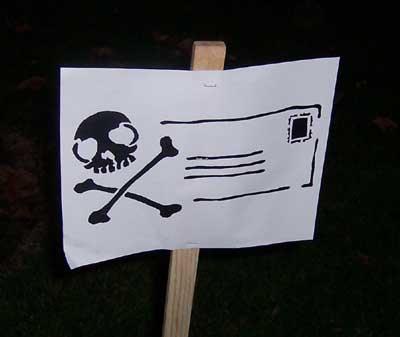 [Death Letter?]