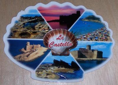 [Postcard from La Castella, Italy]