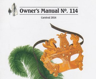 [The J. Peterman Company Owners Manual No. 114]